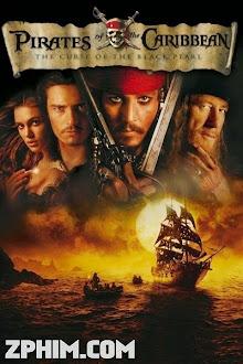 Cướp Biển Vùng Caribê: Lời Nguyền Của Tàu Ngọc Trai Đen - Pirates of the Caribbean: The Curse of the Black Pearl (2003) Poster