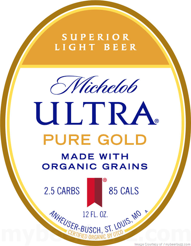 Michelob Ultra Blonde Superior Light Beer Amp Ultra Pure