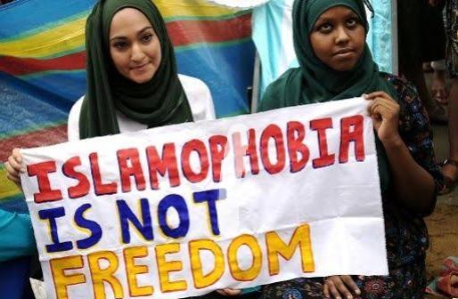 Stop Islamofobia