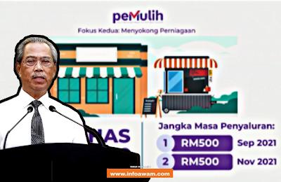 GKP 4.0 : Bantuan RM1000 Untuk PKS, Bayaran Pada September & November