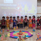 Navratri Celebration by Playgroup Morning Section at Witty World, Chikoowadi (2018-19)
