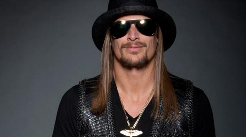 Kid Rock comes out for Trump