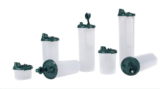 Signoraware Jumbo Easy Flow Plastic Container