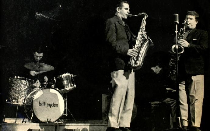 Tubby Hayes Orchestra Tubbs Tours