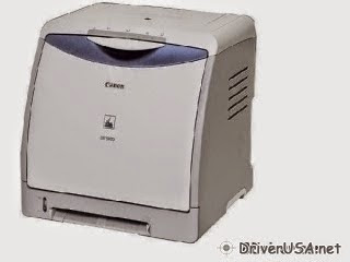 download Canon LBP5000 printer's driver