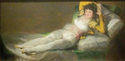 Duquesa de Alba, Герцогиня Альба, Гойя, Одетая Маха, CostablancaVIP