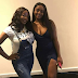 Davido's Girlfriend, Chioma Shows Off Boobs In New Photo, Fans Reacts