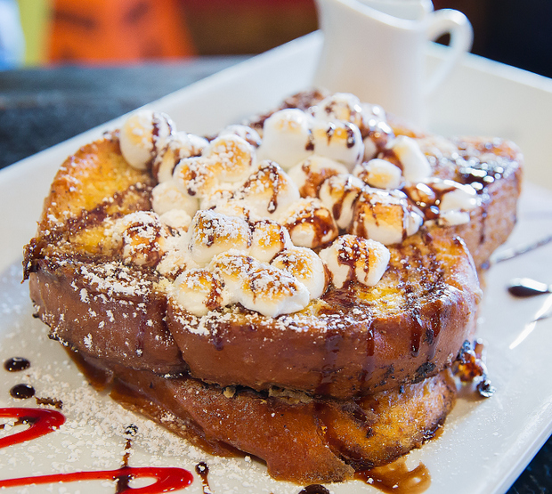 photo of S'more French Toast