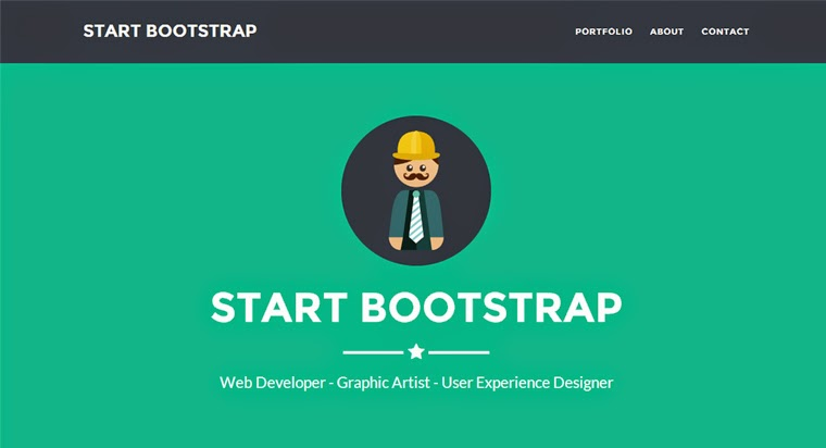 Free Bootstrap Themes Freelancer
