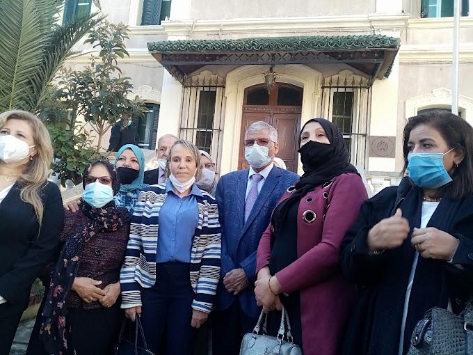 La Unión de Mujeres Argelinas condena las violaciones de Marruecos en el Sáhara Occidental.