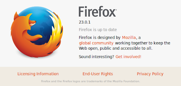 Firefox-23 за Ubuntu 10.04
