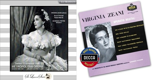 CD REVIEW: Giuseppe Verdi - LA TRAVIATA (St-Laurent Studio Opera Vol. 6 YSL T-267) and Bellini, Donizetti, Puccini, & Verdi - OPERATIC RECITAL (DECCA Most Wanted Recitals! 480 8187)