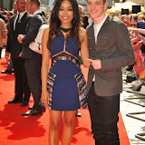 OIC - ENTSIMAGES.COM - Dionne Bromfield and George Sear at the UK premiere of Up All Night at at Vue Leicester Square London 10th May 2015  Photo Mobis Photos/OIC 0203 174 1069
