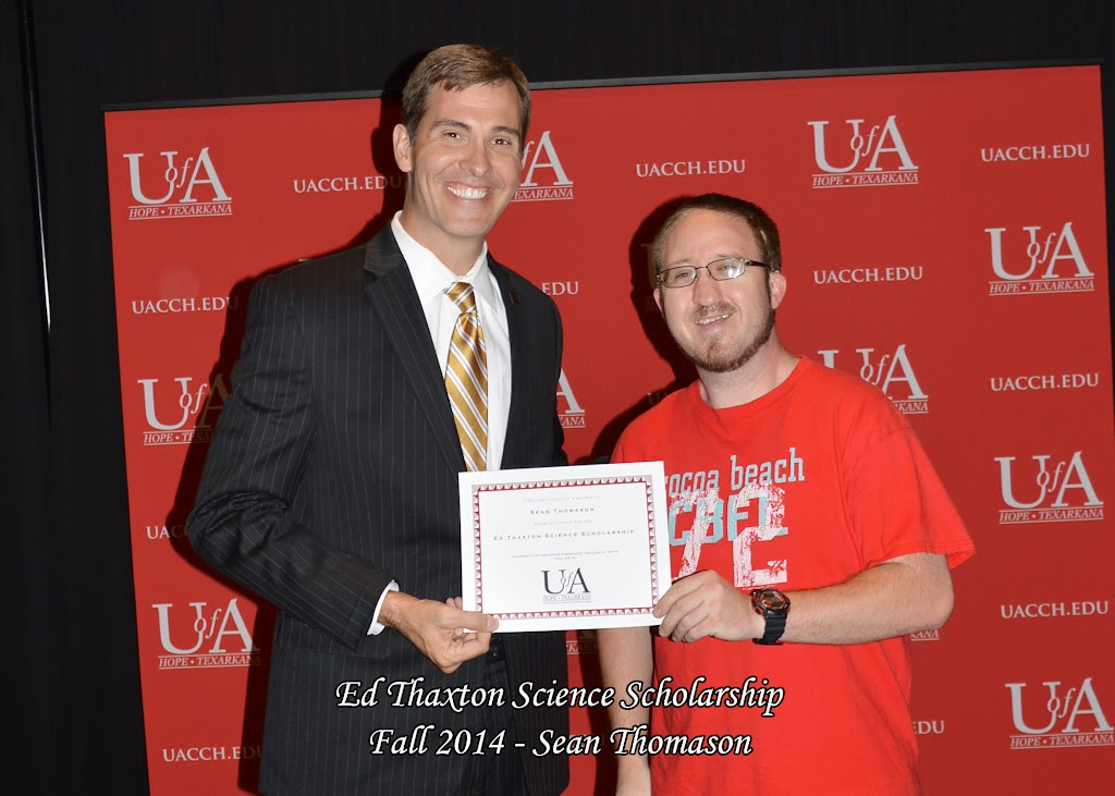 Scholarship Awards Ceremony Fall 2014 - Sean%2BThomason.jpg
