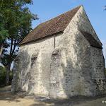 Chapelle Saint-Blaise-des-Simples : angle sud-est