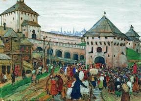Старая Москва, 1896