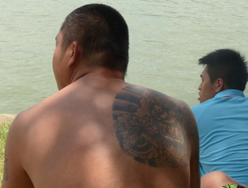 Dragon boat festival à Longtan ( Taoyuan) - dragonboat%2B135.JPG