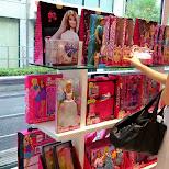 barbie harajuku store in Harajuku, Tokyo, Japan