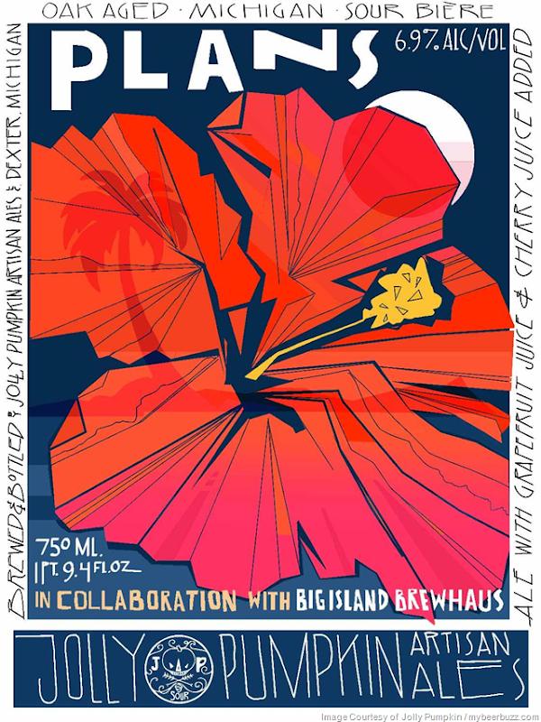 Jolly Pumpkin & Big Island Brewhaus Collaborate On Best Lei'd & Plans