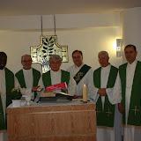 Verabschiedung Pater Gino - ital. Mission Köln