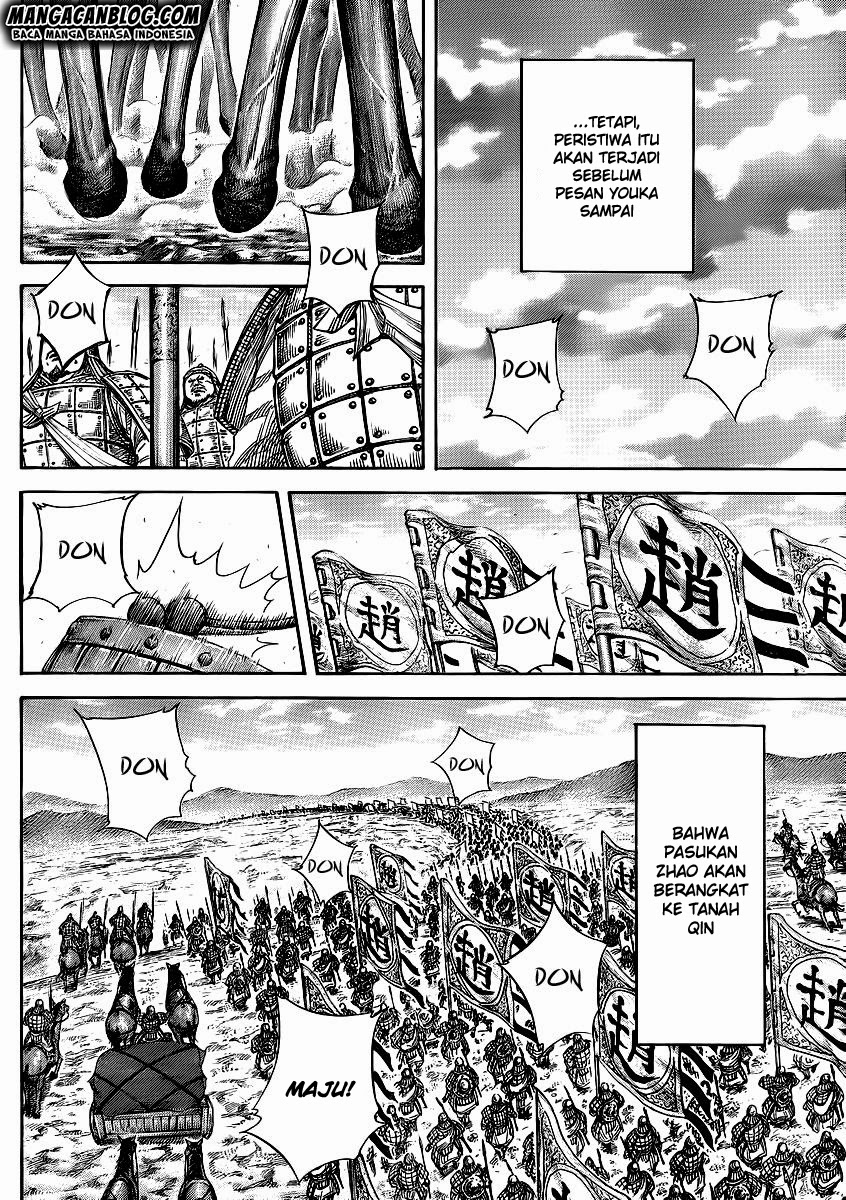 Kingdom Chapter 369