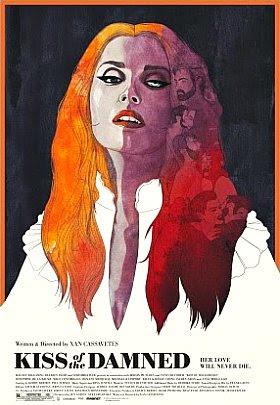 Filme Poster Kiss of the Damned WEBRip XviD & RMVB Legendado