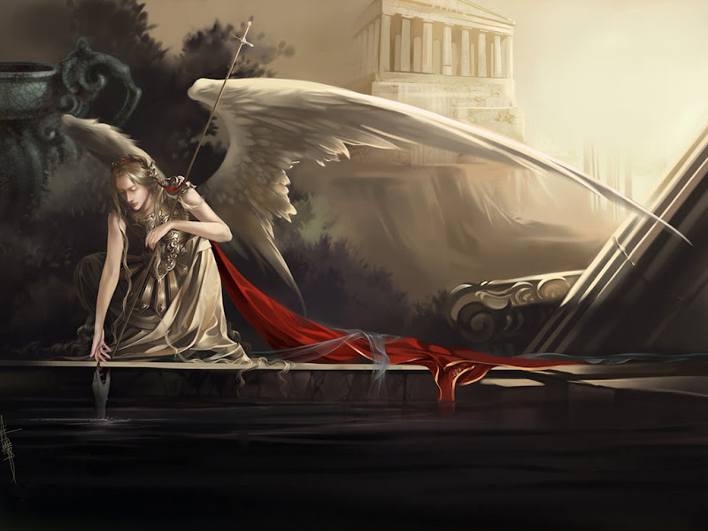 Angel And Dead Lake, Angels 3