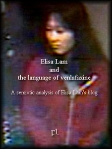 Elisa Lam and the language of venlafaxine - A semiotic analysis of Elisa Lam's blog Cover