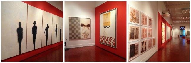 Sérgio Fingermann mostra Museu Nacional de Belas Artes