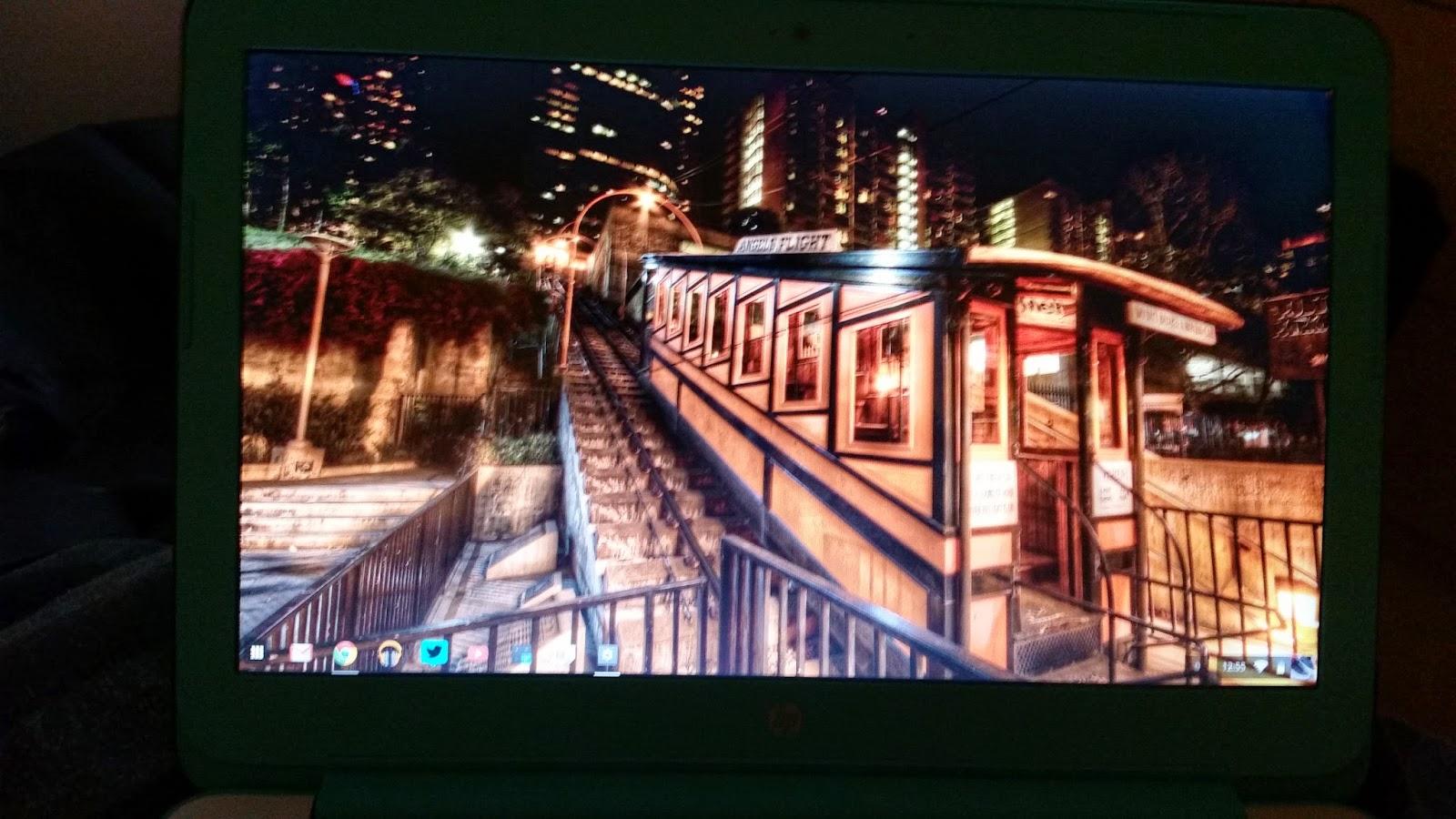 Problems with HDMI mirroring  - مساعدة Chromebook