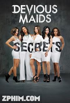 Những Cô Hầu Gái Kiểu Mỹ 2 - Devious Maids Season 2 (2014) Poster