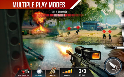 Kill Shot Bravo V1.4 Mod Apk (Unlimited Ammo)