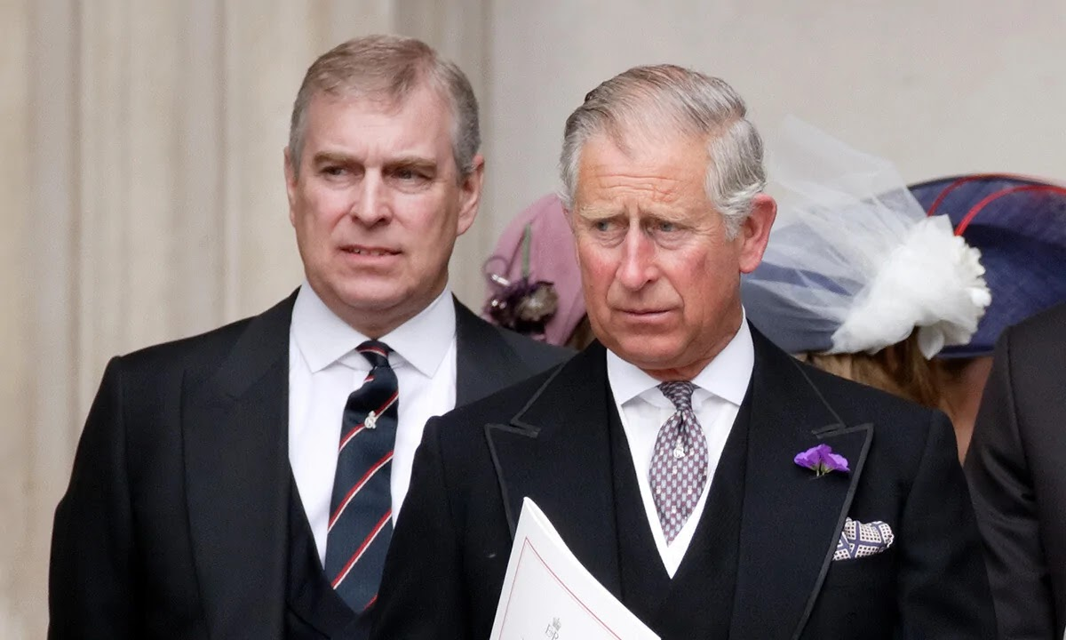 Prince Charles takes over Prince Andrew's royal role after he steps back from duties