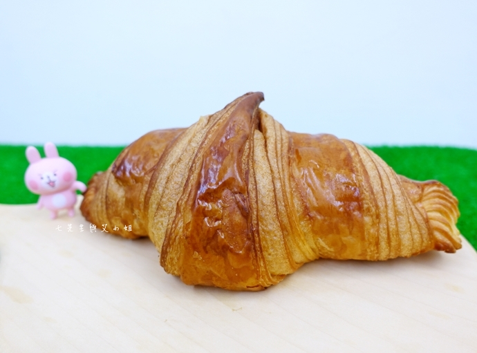 24 Gontran Cherrier Bakery Taipei 限購6個法國超人氣排隊可頌 食尚玩家 台北大雞大利食來運轉特別企劃
