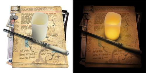 Kandela Magic Candle, Candle Magic