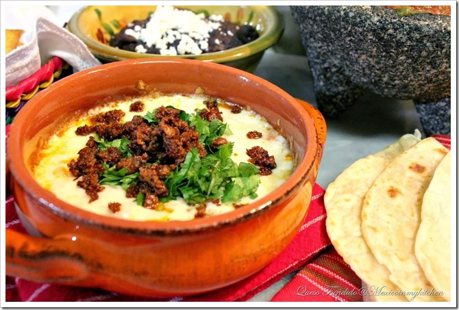 Summer Holiday Recipe | Queso Fundido