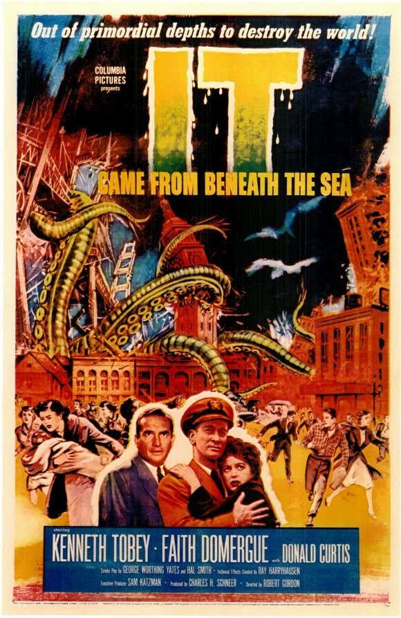 Surgió del fondo del mar - It Came from Beneath the Sea (1955)