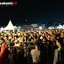 Tidak Hanya Kalangan Milenial, Konser Wali di Sukabumi Dipadati Emak - Emak dan Bocah