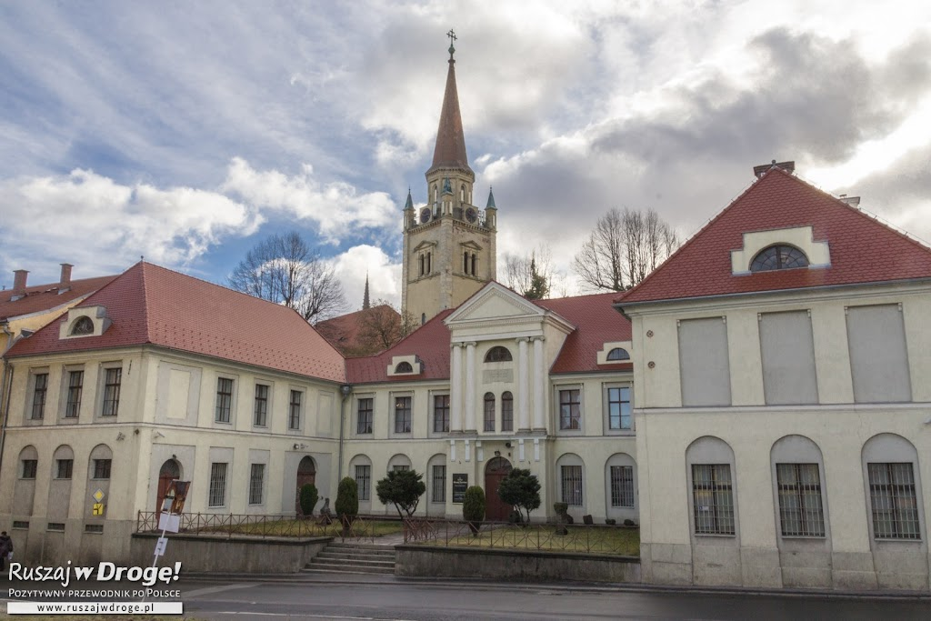 Pałac Albertich w Wałbrzychu - siedziba Muzeum Porcelany