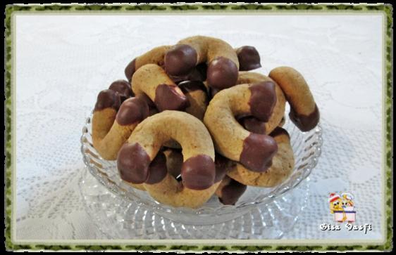 Ferradurinha de aveia e chocolate 2