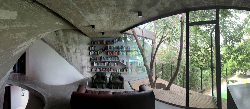 Чайный домик в Шанхае