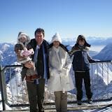 """Zugspitze - """"Óia nóis no topo das Alemanha"""""""