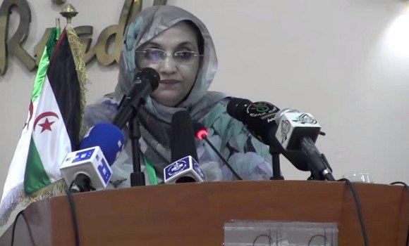 Sahara occidental : la résistance du peuple sahraoui se poursuivra même si cela nous coûterait nos vies (Aminatou Haidar)