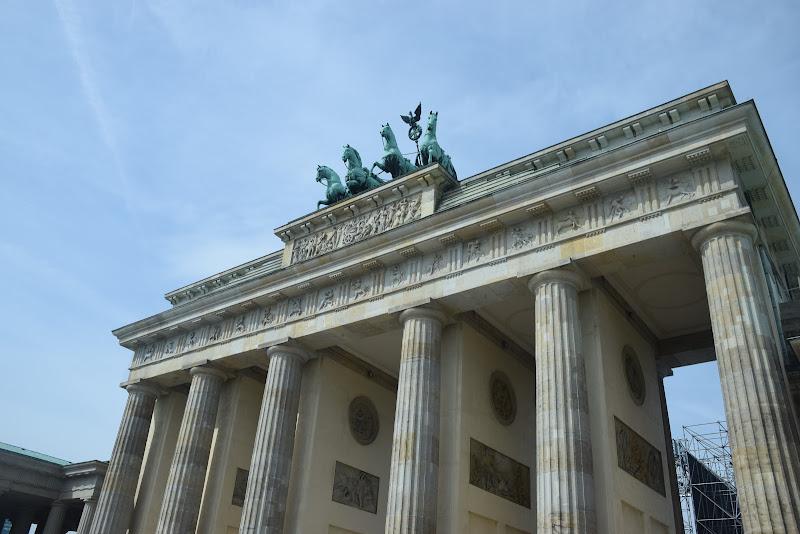 Porte de BrandenBourg, Mitte à Berlin, Travel, Voyages, TravelBlogger