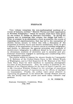 Historical Technology Books:  Principles Of Wireless Technology (1910) - 9 in a series
