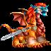 Dragón Espada del Valor | Brave Sword Dragon