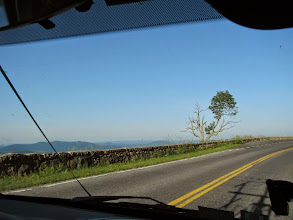 Photo: K8GP / Rover - Skyline Dr. Shenandoah looking southeast
