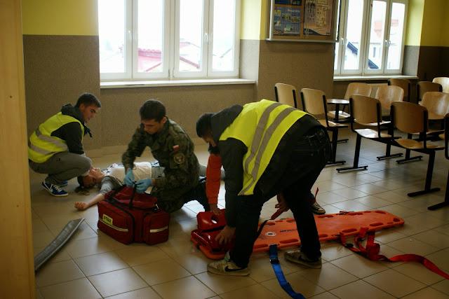 Próbna ewakuacja 2014 - DSC01092.JPG