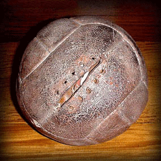 First World Cup (1930) soccer ball