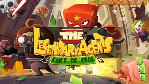 Download The legendary agents v1.1.86 APK + OBB Data - Jogos Android